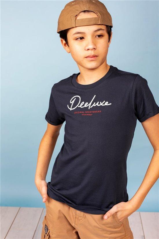 T-Shirt T-SHIRT NEAR Boy W20123B (62881) - DEELUXE-SHOP