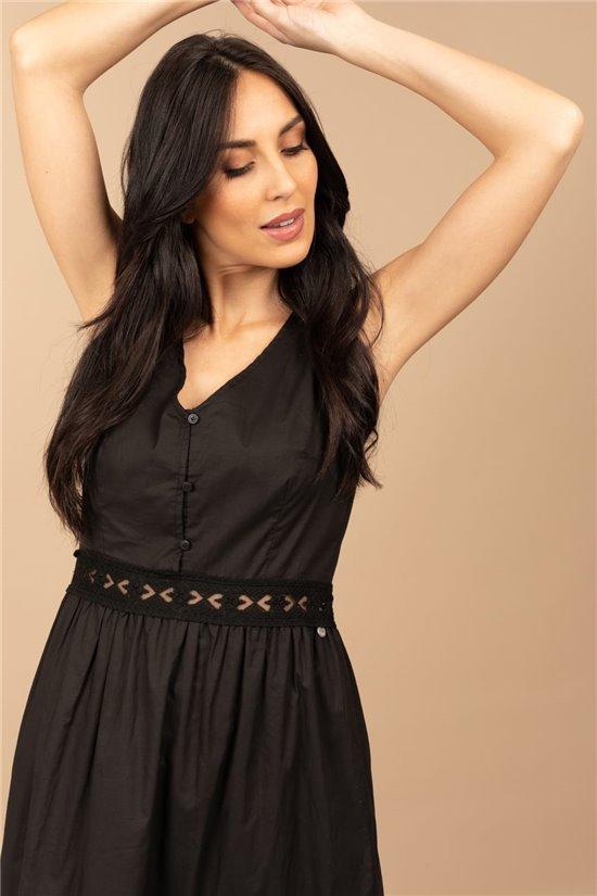 Dress Dress MAEL Woman S21230W (63145) - DEELUXE-SHOP