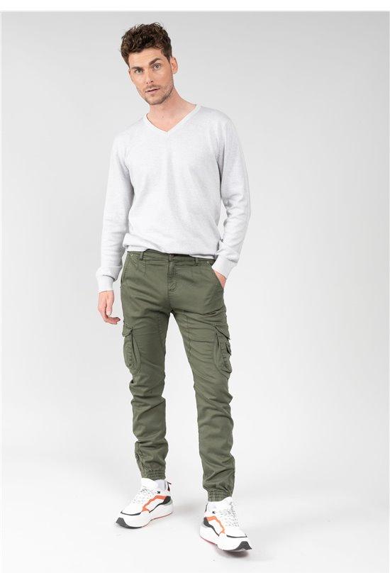 Pant Trouser GARDEN Man 01V7050M (64287) - DEELUXE-SHOP