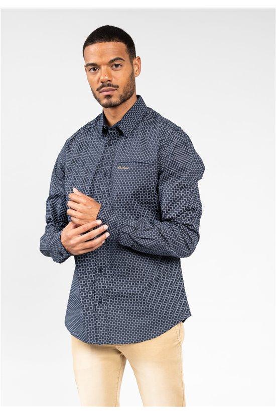 Shirt Shirt FLOW Man 01V433M (64484) - DEELUXE-SHOP