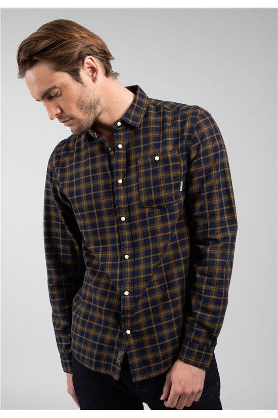 Shirt Shirt ROAD Man 01V483M (64488) - DEELUXE-SHOP