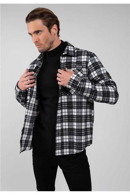 Shirt Shirt OVERY Man 01V489M (64832) - DEELUXE-SHOP