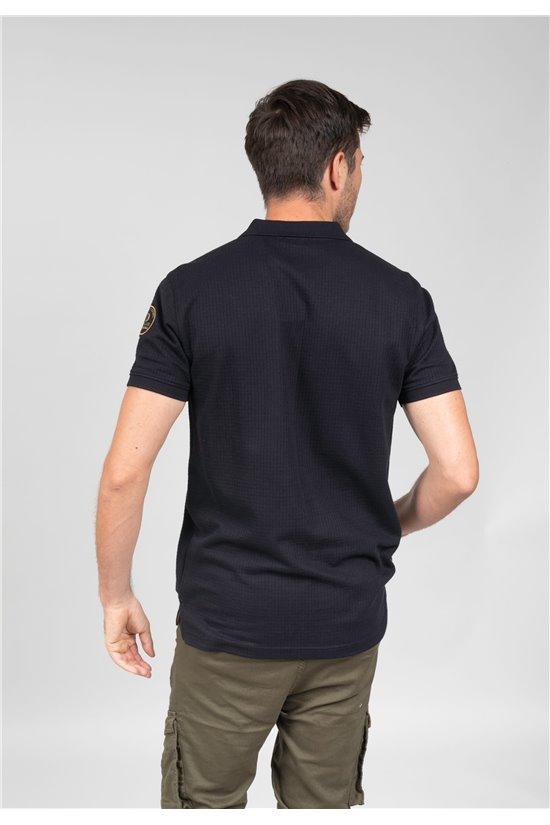 Polo shirt Polo TAN Man 01V205M (65982) - DEELUXE-SHOP