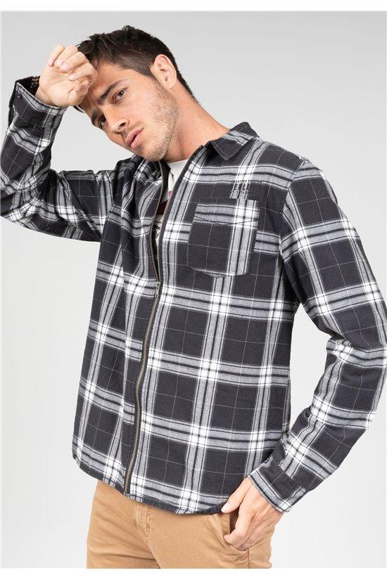 Shirt Shirt PRETENDER Man 01V487M (66520) - DEELUXE-SHOP