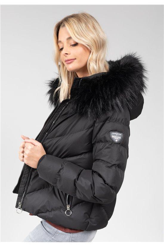 Puffy Jacket Down jacket MELINDA Woman 01V668W (66896) - DEELUXE-SHOP