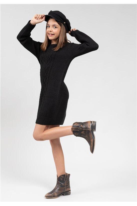 Dress Dress ANDRESSA Girl 01V228G (67833) - DEELUXE-SHOP