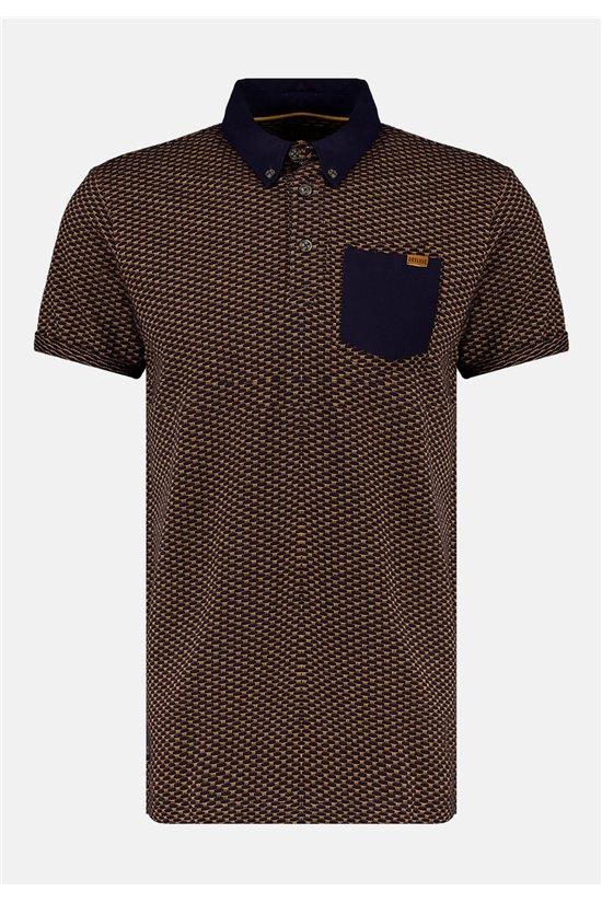 Polo shirt Polo EARLON Man 01V213M (65991) - DEELUXE-SHOP