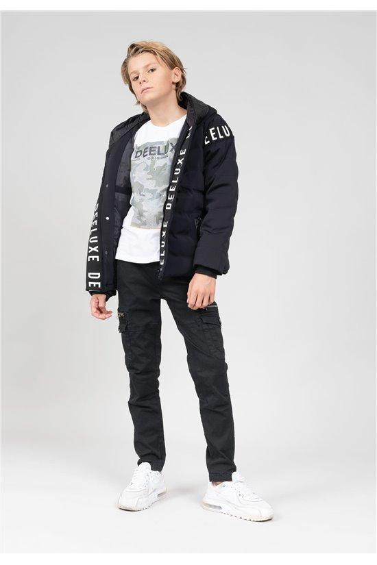 Puffy Jacket Down jacket GANG Boy 01V652B (68125) - DEELUXE-SHOP