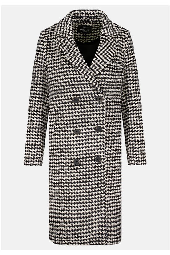 Manteau Jacket SERENA Woman 01V630W (66822) - DEELUXE-SHOP