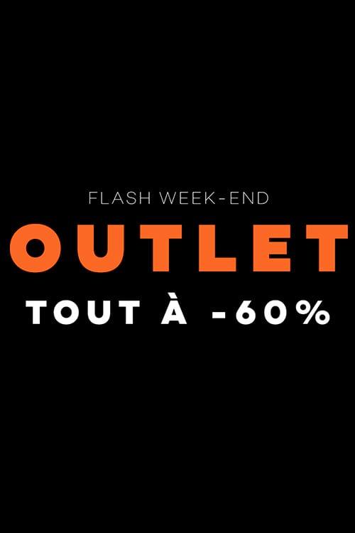 -60% sur l'outlet